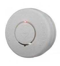 Detector de humo con alarma fotoeléctrico miniatura