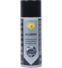 Spray Galvanizante Aluminio ECO SERVICE 400 ml