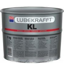 Grasa de Litio LUBEKRAFFT KL 2Kg