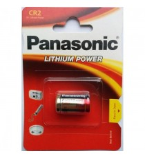 Pila Litio CR2 3V PANASONIC Lithium Power BL 1 Ud