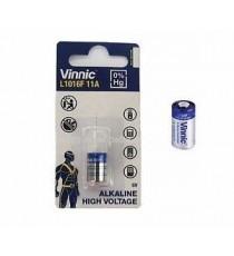 Pila alcalina 11A L1016 6V VINNIC BL 1 Ud