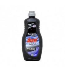 Detergente líquido ropa oscura y negra Asevi Nero 1500 ml