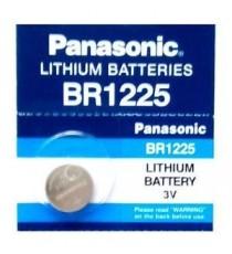Pila litio BR1225 3V PANASONIC BL 1 Ud