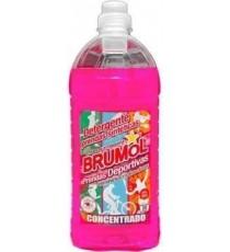 Detergente prendas sintéticas y deportivas BRUMOL 1500 ml