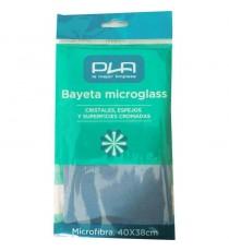 Bayeta PLA microfibra cristales 40x38 cm