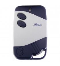 Emisor FADINI BIRIO2 2 canales Rolling Code 433,92 MHz.