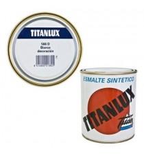 Esmalte sintetico 750 ml 577-blanco mate