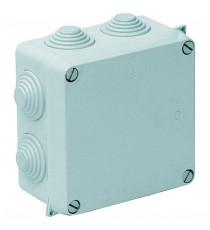 Caja estanca exterior 100x100x55 mm