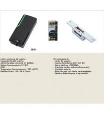 Sistema de apertura mediante tarjeta JIS