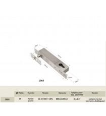 Cerradura electromecánica 1960 JIS