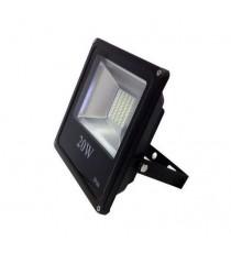 FOCO EXTERIOR LED SMD 10W LUZ BLANCA 6400K SUPERFINO