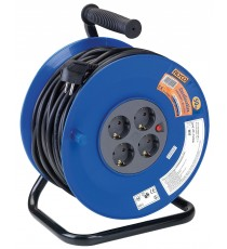 ENROLLACABLES 25 METROS H05VV-F 3G1.5