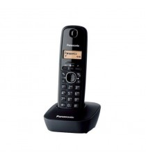 Teléfono DECT Inalámbrico Panasonic KX-TG1611 - Negro