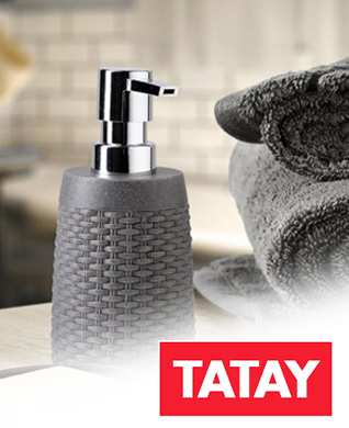 Utensilios para baño - Tatay