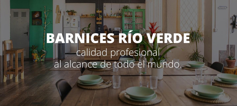 Barnices Río Verde